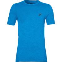 Asics Seamless Short Sleeve Blue