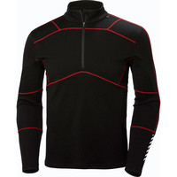 HELLY HANSEN  Merino 1/2 Zip Long Sleeve Tee