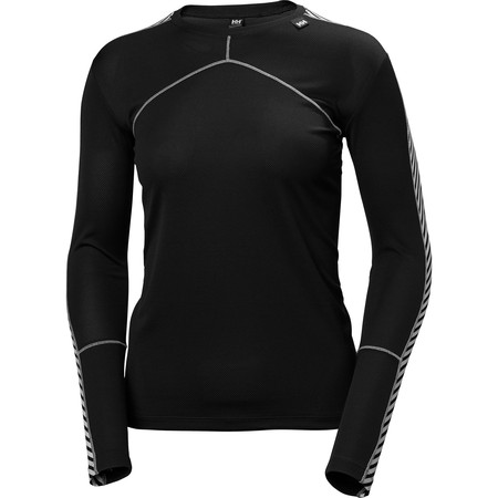 Helly Hansen Lifa Long Sleeve Tee Black #7