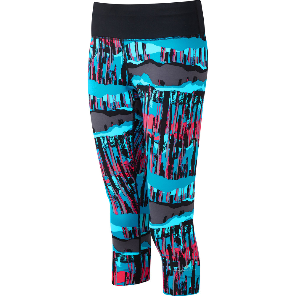 Ronhill Momentum Crop Tights #1