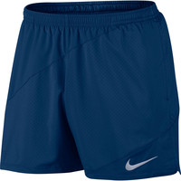 "Nike 5"" Flex Distance Shorts Dark Blue"
