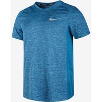 Nike Miler Cool Short Sleeve Tee Photo Blue