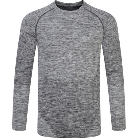 Men's Ronhill Spacedye Long Sleeve Tee #1