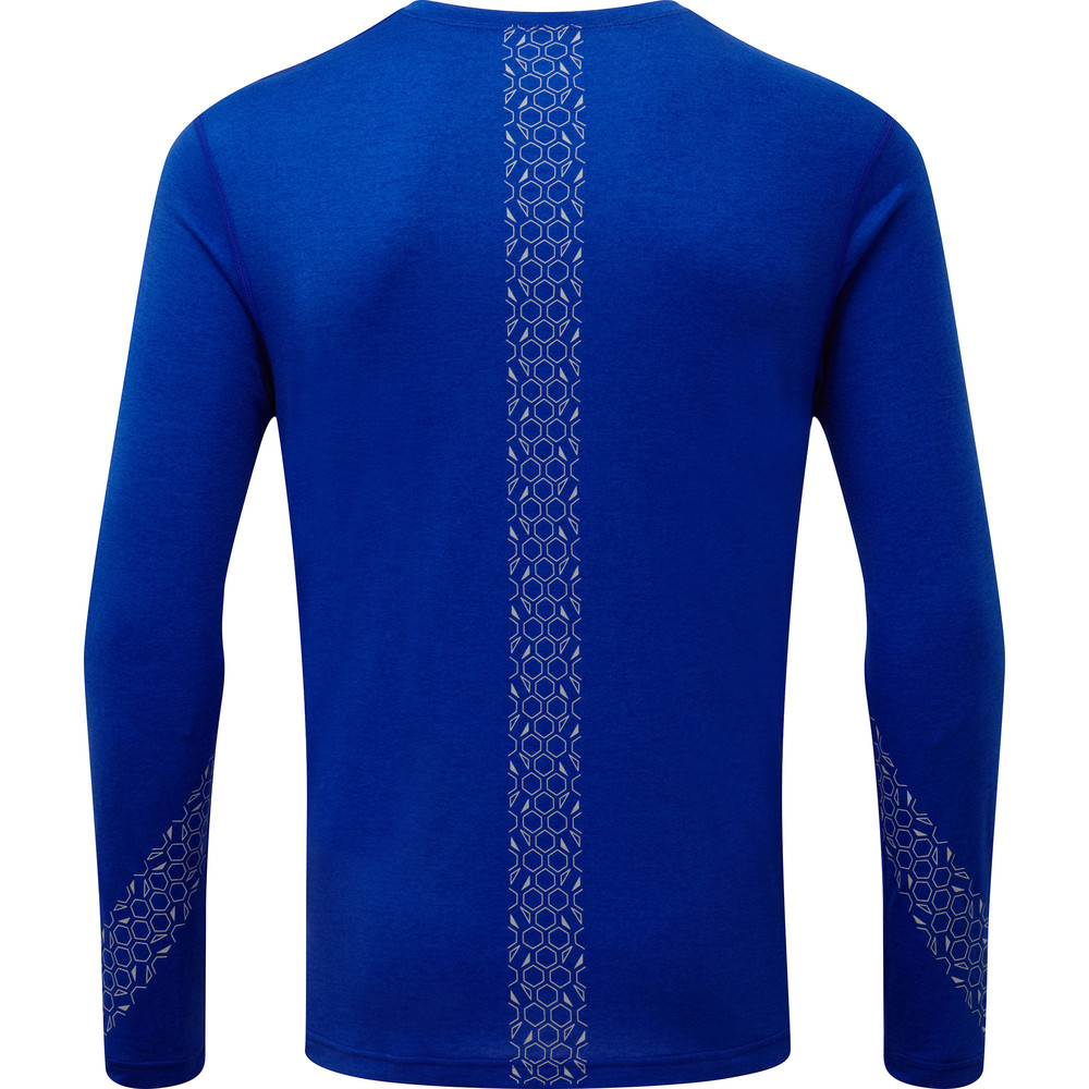 Men's Ronhill Momentum Sirius Long Sleeve Tee #2