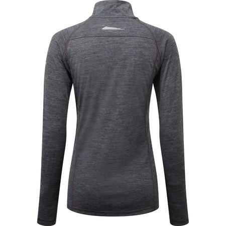 Ronhill Infinity Merino 1/2 Zip Long Sleeve #9