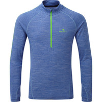 Ronhill Stride Thermal 1/2 Zip Long Sleeve