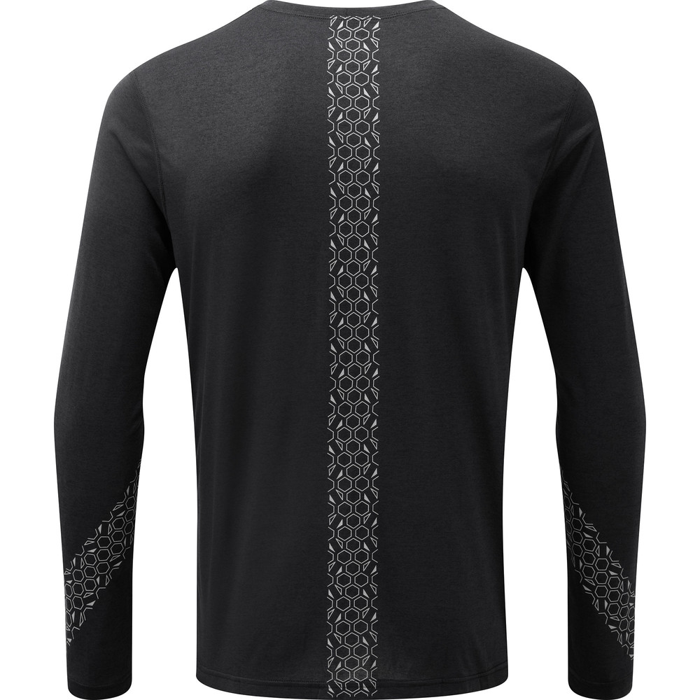Ronhill Momentum Sirius Long Sleeve Black #2