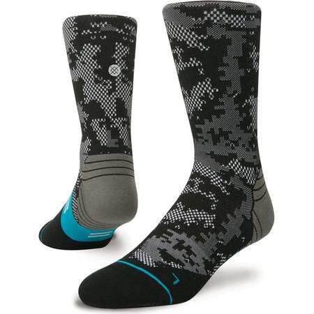 Men's Stance Fusion Run Crew Socks #7