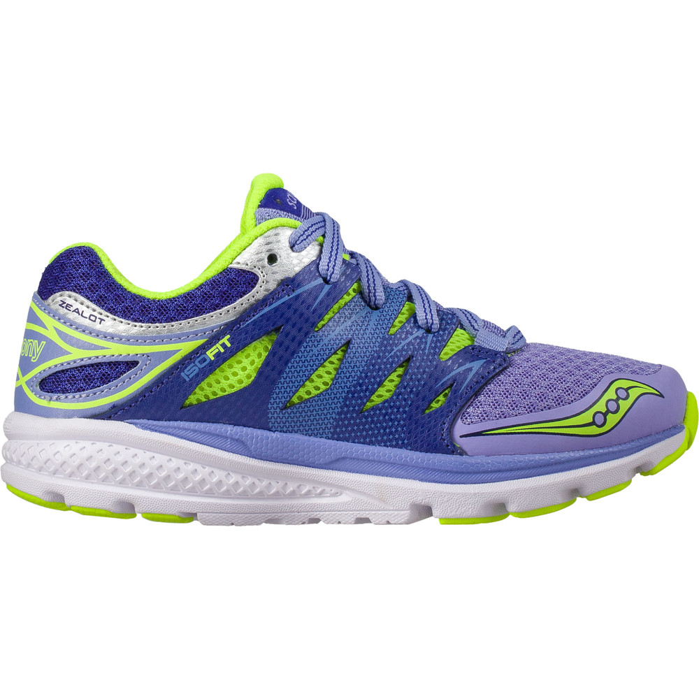 saucony zealot girls