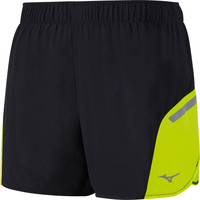 Mizuno 4.5 In Aero Square Shorts