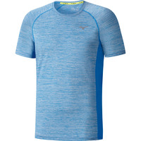 Mizuno Alpha Short Sleeve Tee Blue