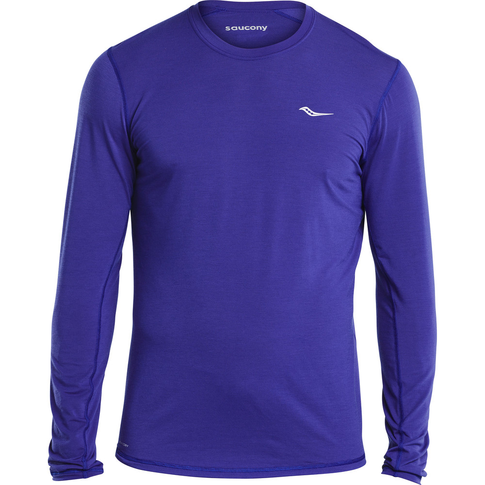 Saucony Freedom Long Sleeve Tee #1