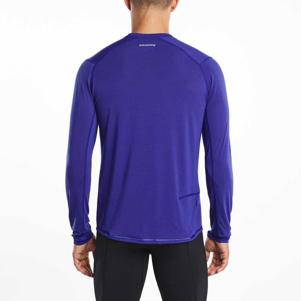 Saucony Freedom Long Sleeve Tee #3
