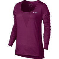 Nike Zonal Cooling Relay Long Sleeved Top