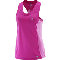 Salomon Agile Tank Rose