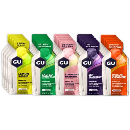 GU Energy Gel #1