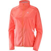 Salomon Agile Jacket Coral