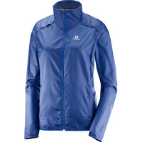 SALOMON  Agile Jacket Blue