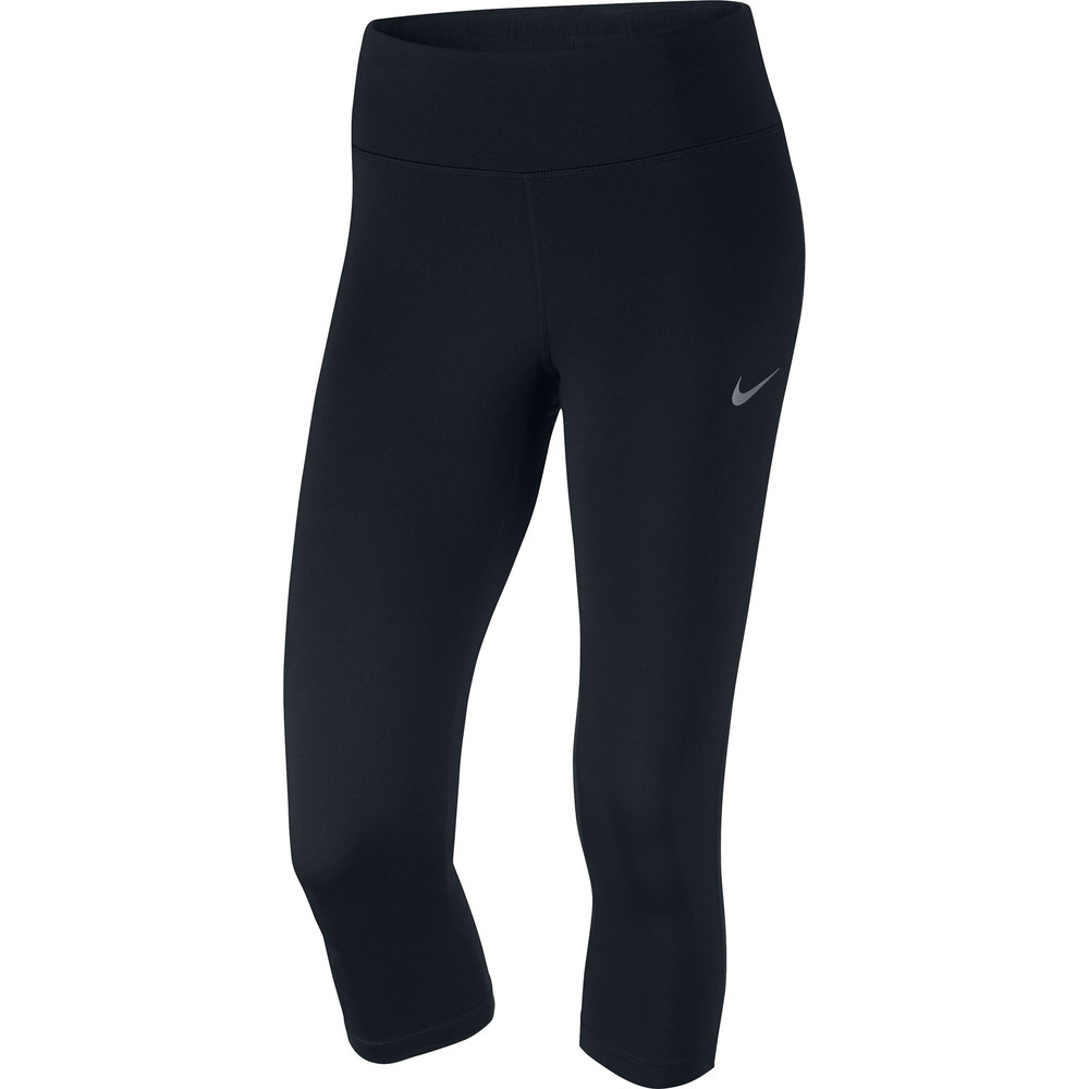 Nike Power Essential Capris Black #1