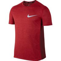 Nike Miler Cool Short Sleeve Tee Red