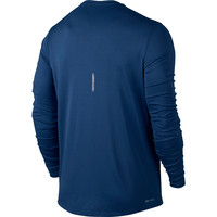 Nike Relay Long Sleeve Tee Blue