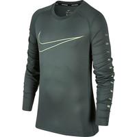 Junior Nike Dry Miler Long Sleeve Tee Boys'