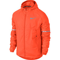 Men's Nike Shield Jacket Orange