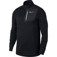 Nike Sphere Element ½ Zip Long Sleeve Black