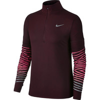 NIKE  Flash Element ½ Zip Long Sleeve