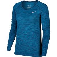 Nike Drifit Knit Long Sleeve Tee