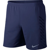 "Nike 7"" Flash Distance Shorts Navy"
