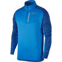 Nike Sphere Element ½ Zip Long Sleeve Blue