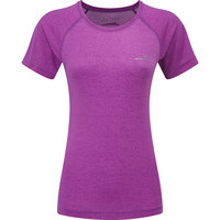 Ronhill Momentum Short Sleeve Tee Purple