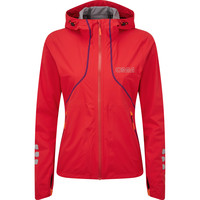 Women's OMM Kamleika Race Jacket New Red