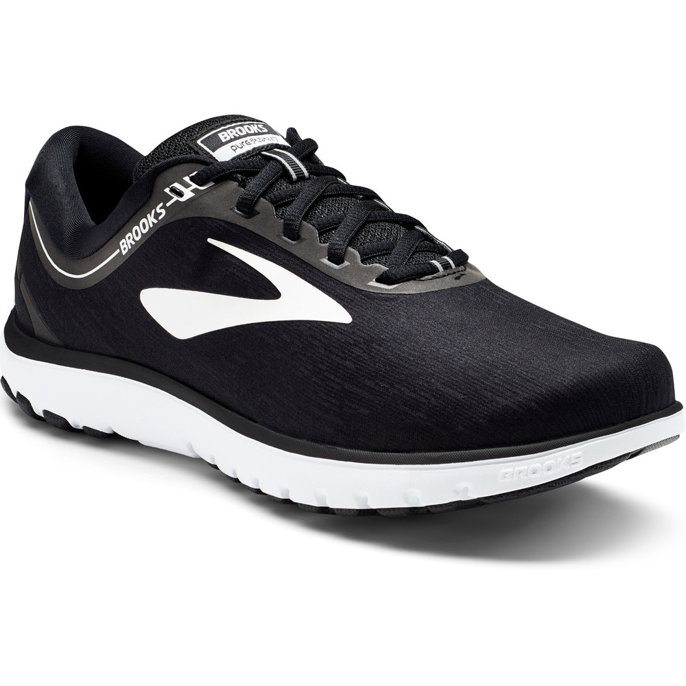 5bad379e7ad Buy Men s Brooks PureFlow 7 in Black