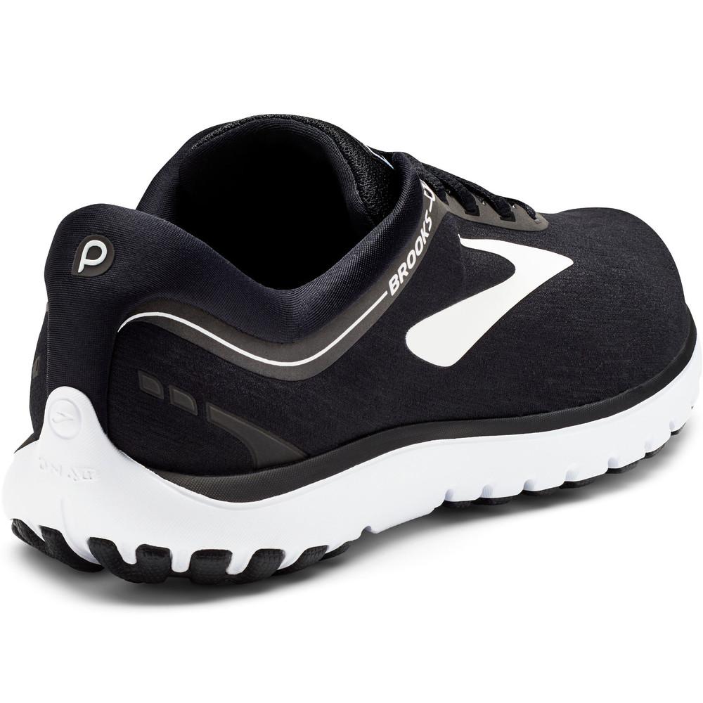 6b8ccb3f211b2 Buy Men s Brooks PureFlow 7 in Black