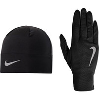Nike Dri-fit Running Beanie/glove Set