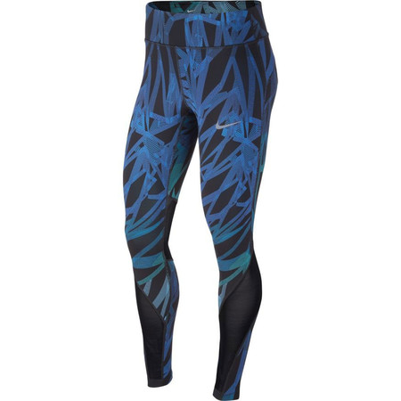 Women's Nike PR Power Epic Lux Tights Blue #1