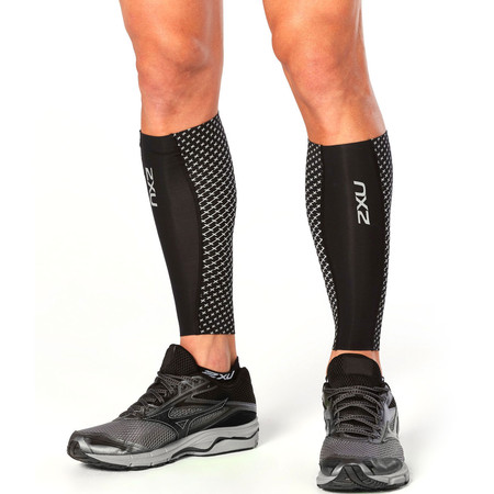 2XU Reflective Calf Guards #2