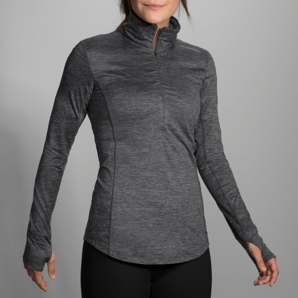 Brooks Dash Half Zip Long Sleeve #1