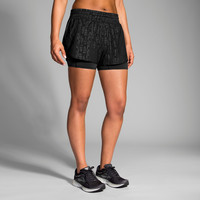 Brooks Circuit 3in Twin Shorts