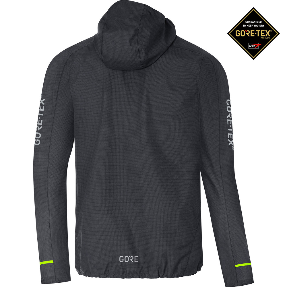 Gore GT Trail Hooded Jacket #2
