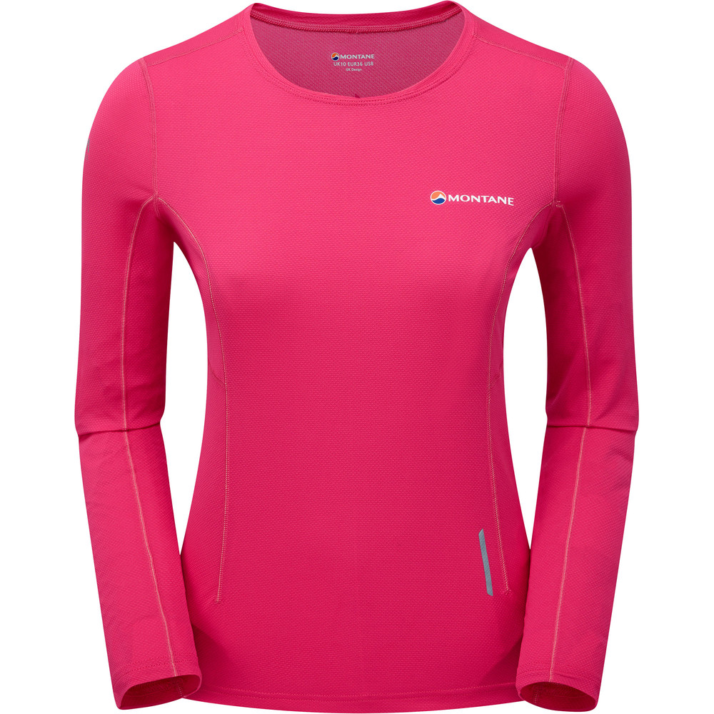 Montane Claw Long Sleeve Tee #1
