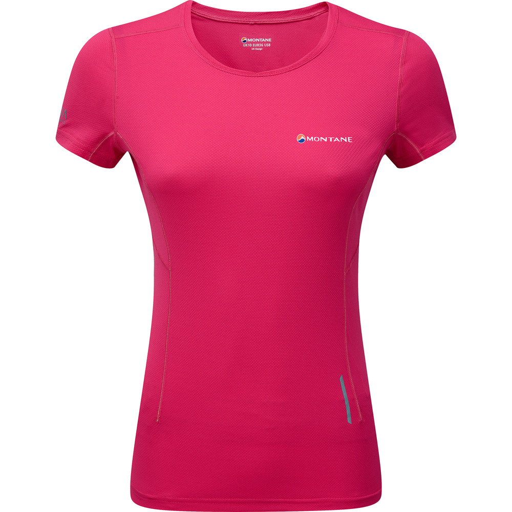 Montane Claw Short Sleeve Tee #1