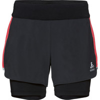 Odlo Ceramicool 4in Twin Shorts