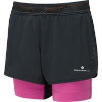 Women's Ronhill Infinity Marathon Twin Shorts