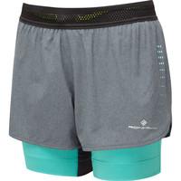 RONHILL  Infinity Marathon Twin Shorts