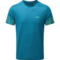 RONHILL  Stride Short Sleeve Tee