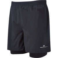 RONHILL  Stride 5in Twin Shorts