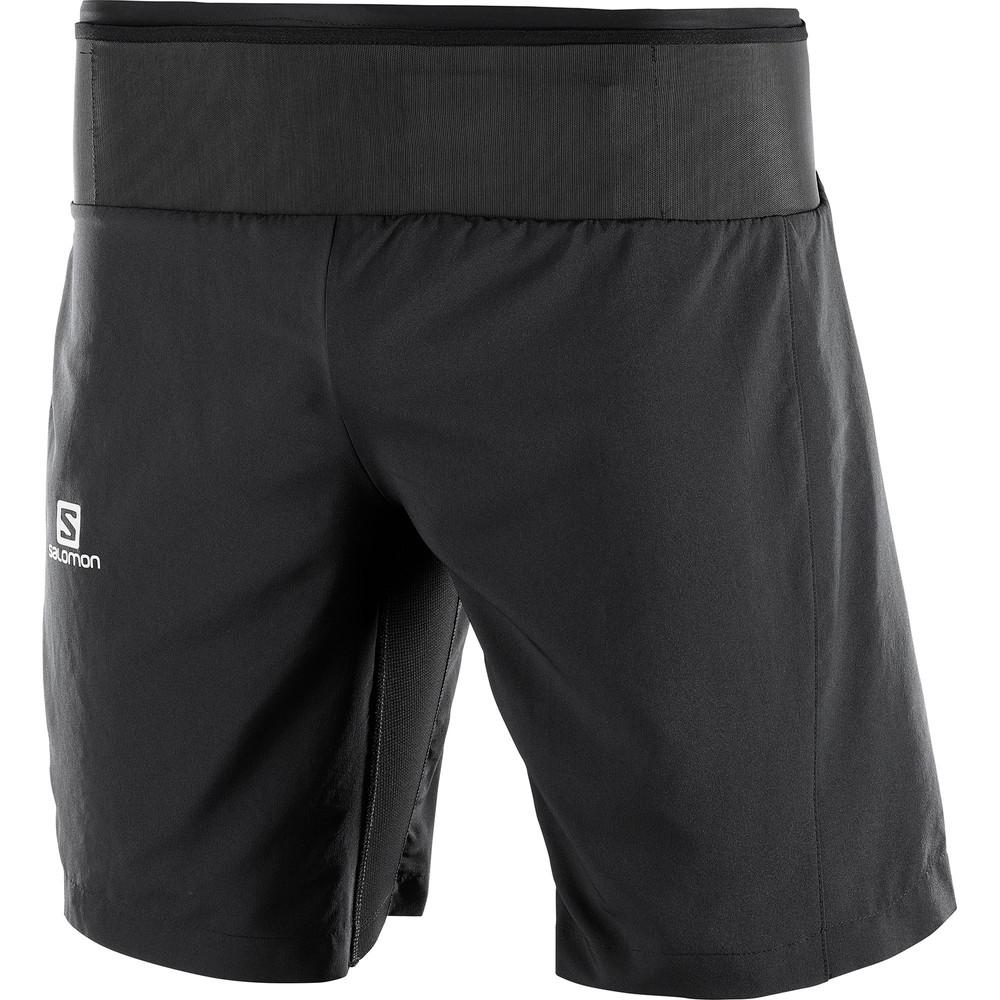 Salomon Trail Runner Twin Shorts #1